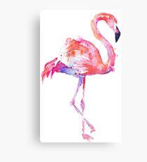 Flamingo Metallbild