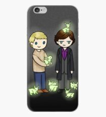 Little Bluebells iPhone Case