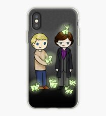 Little Bluebells iPhone Case