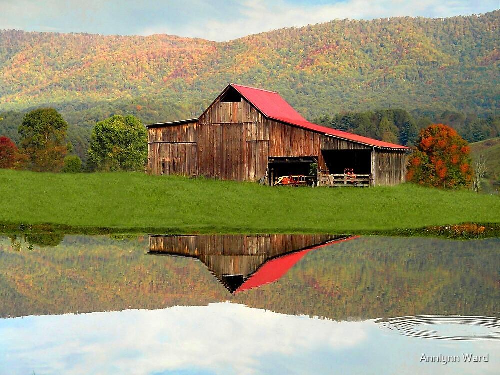 Fortune Barn by Annlynn Ward