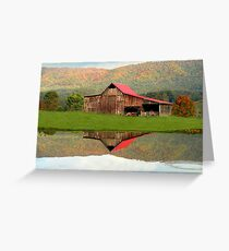 Fortune Barn Greeting Card