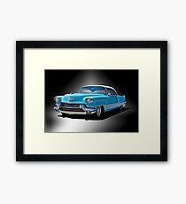 1956 Cadillac Coupe de Ville 'Studio' I Framed Print