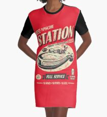 Tosche Station Graphic T-Shirt Dress