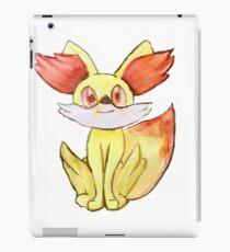 Fire Fox Fennekin iPad Case/Skin