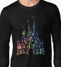 Happiest Castle On Earth (Rainbow Explosion) T-Shirt