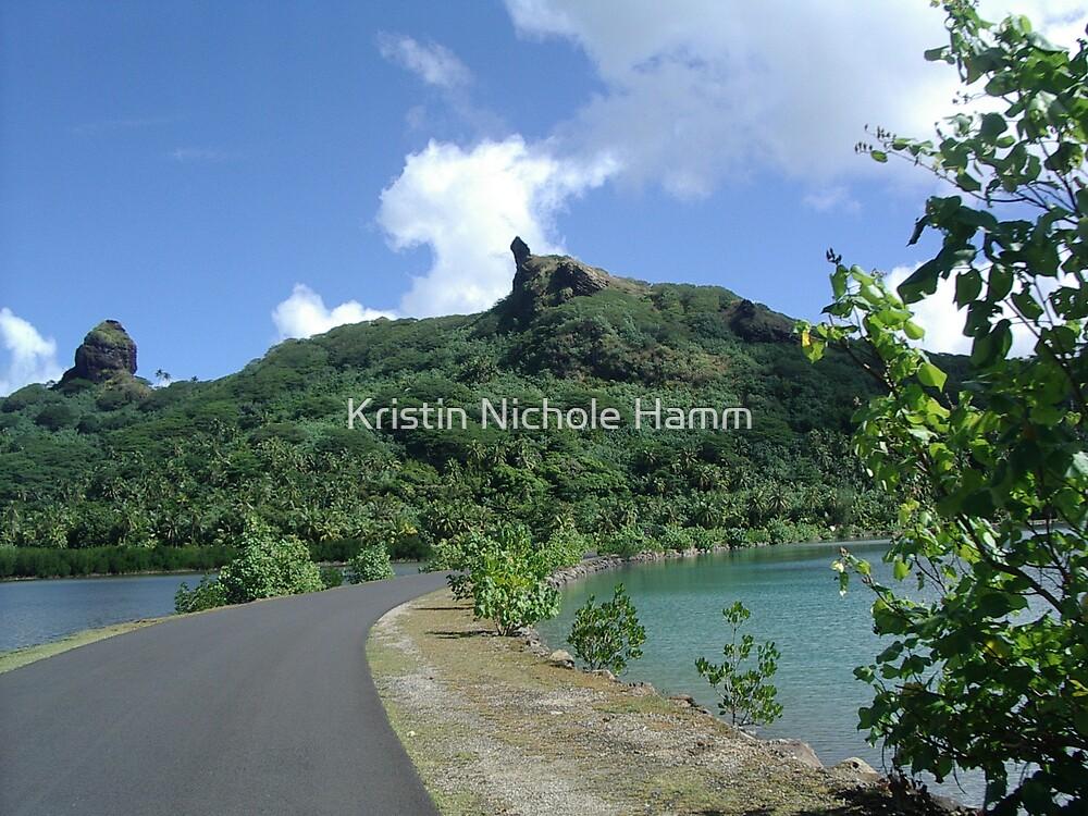 Tahiti Scenery #2 by Kristin Hamm
