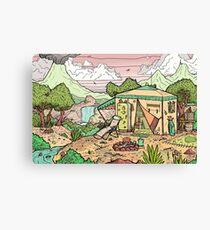 Recreational Ecology  Canvas Print