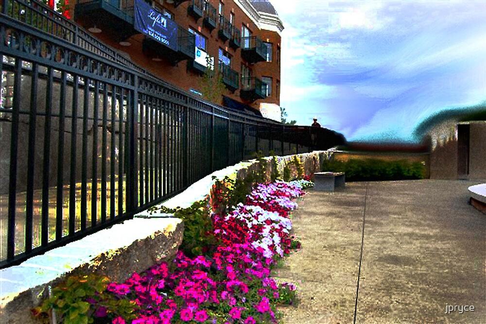 Gahanna Creekside Walkway by jpryce