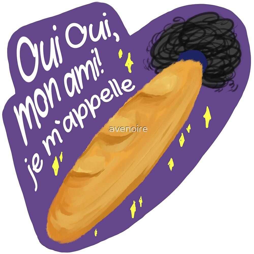 Le Baguette by avenoire