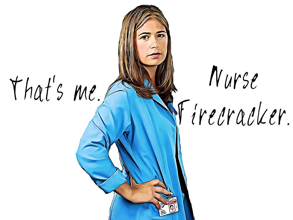 Nurse Firecracker by MeggieMagoo316