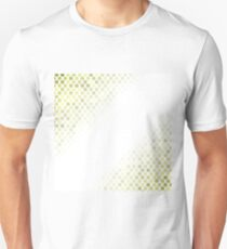 Abstract Elegant Green Background. Abstract Green Mosaic Pattern T-Shirt