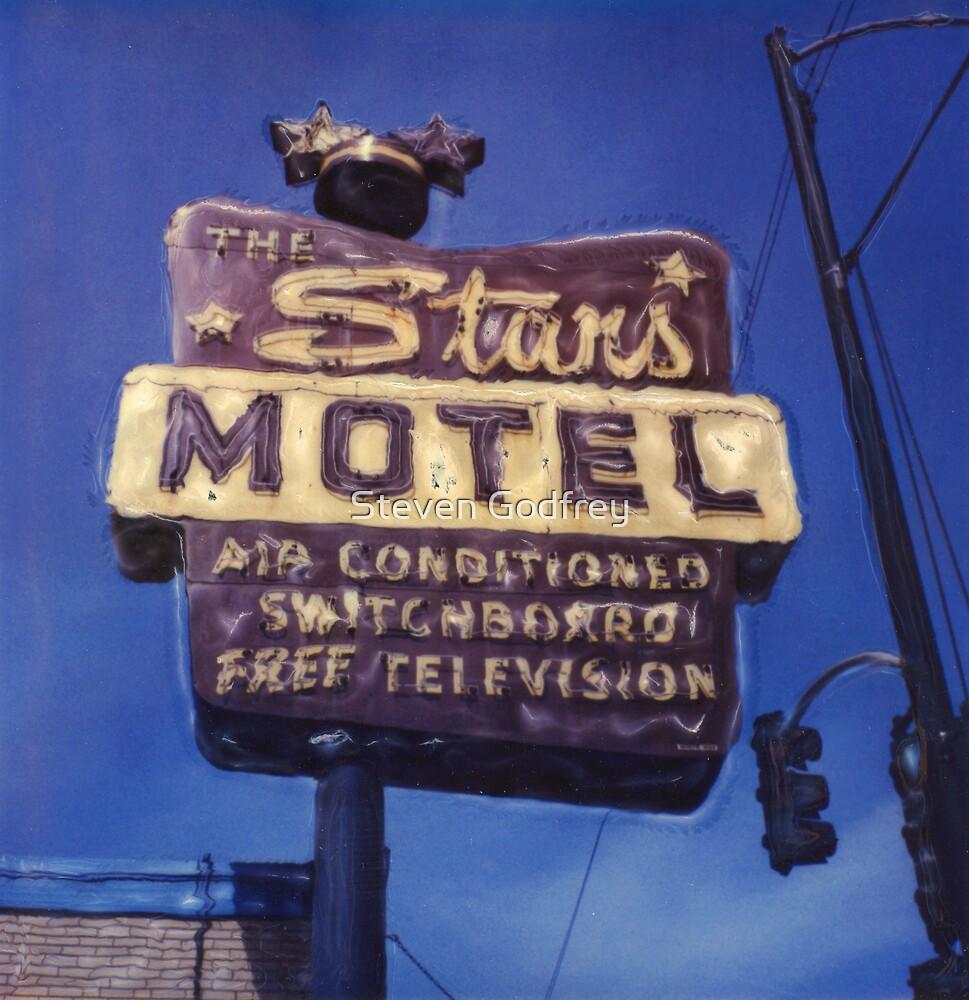 Stars Motel by Steven Godfrey