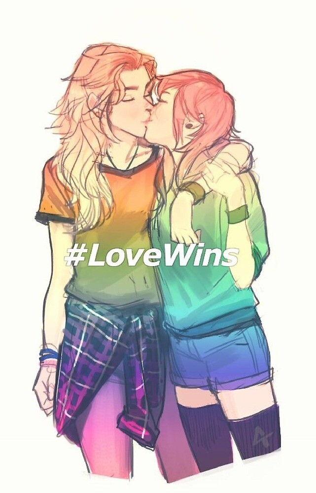 Love Wins by Rlittle
