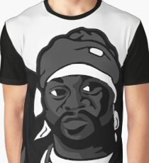 WU-TANG Ghostface Killah Graphic T-Shirt