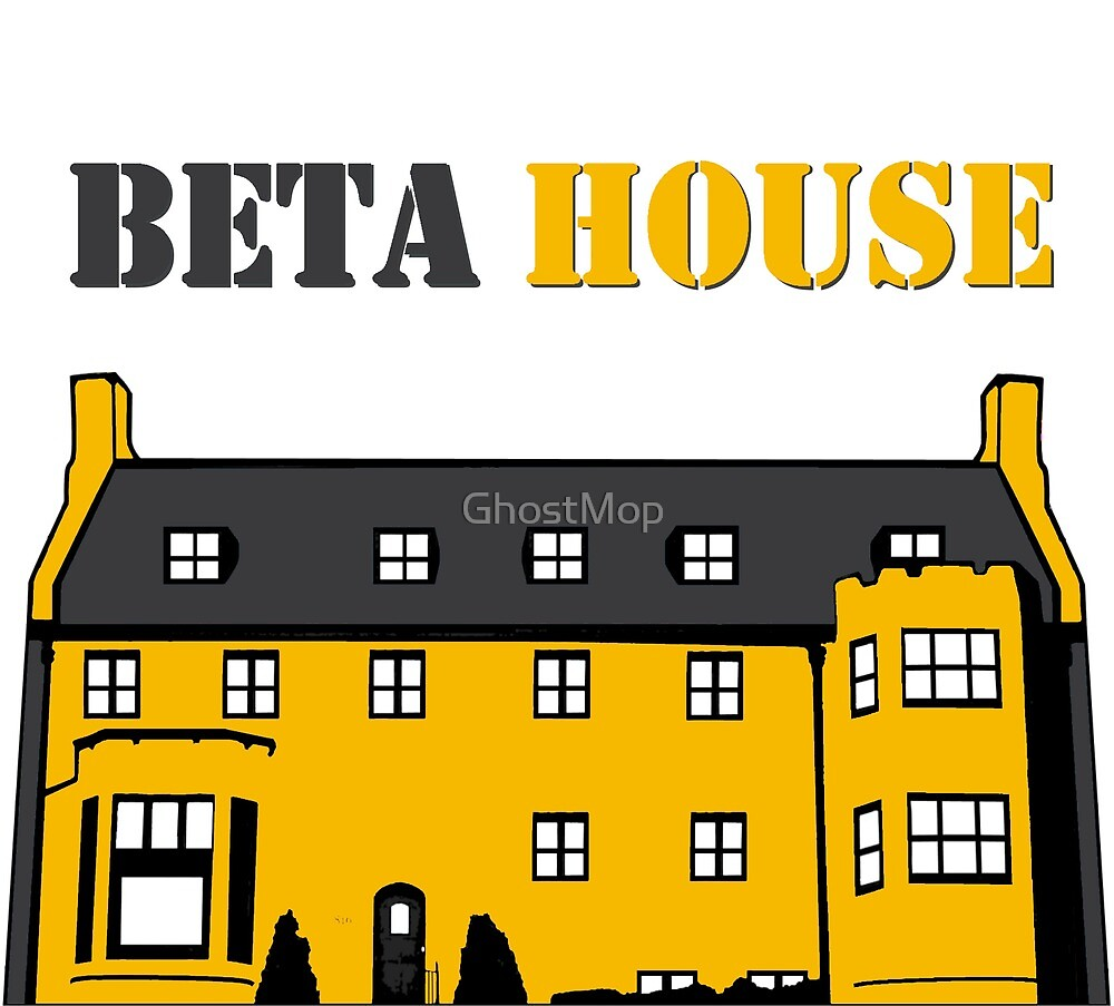 Beta House (B/G) by GhostMop