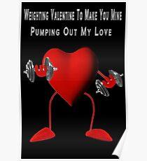 ❤ ❥ ♡ ♥ WEIGHTING VALENTINE 2 MAKE U MINE ❤ ❥ ♡ ♥ Poster