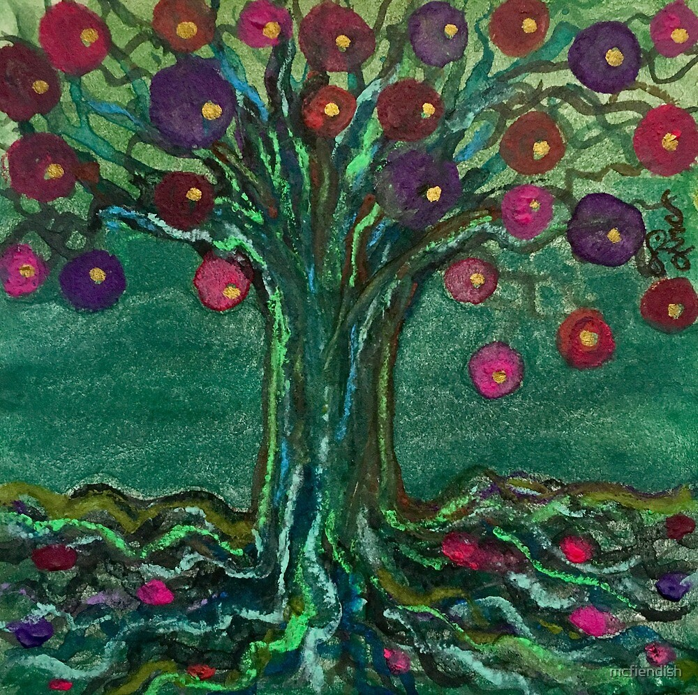 Tree of Life by mcfiendish