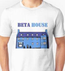 Beta House (Blue) T-Shirt