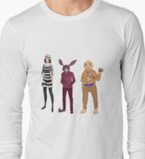 Real monsters Long Sleeve T-Shirt