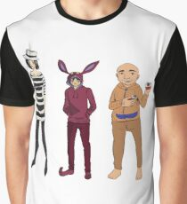 Real monsters Graphic T-Shirt
