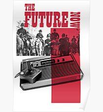Future Now Atari 2600 Poster