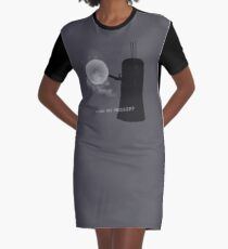 Phillip Jeffries - Twin Peaks The Return Graphic T-Shirt Dress