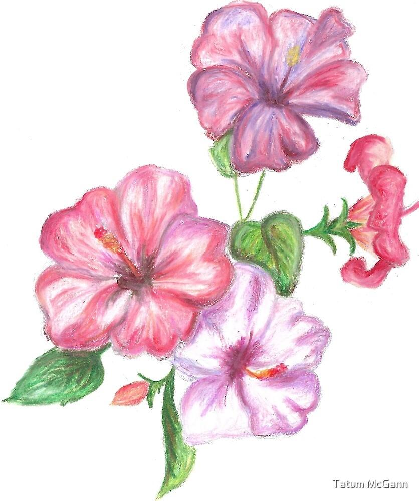 Flowers by Tatum McGann
