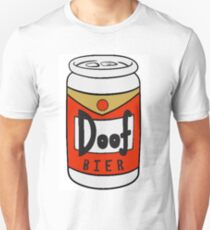 Doof Bier - Dumb Beer in German, Duff  Unisex T-Shirt