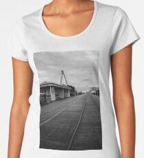 Southport Promenade  Women's Premium T-Shirt