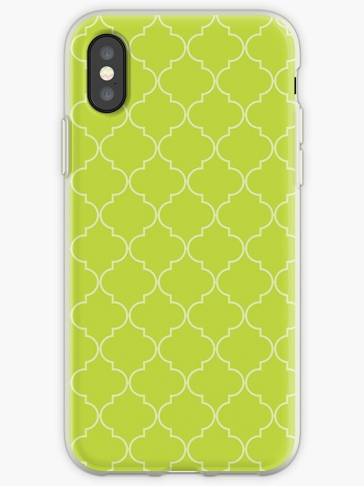 Lime Punch Quatrefoil by VigilanteSilver
