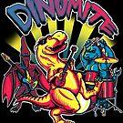 Dinomite by Stephen Hartman
