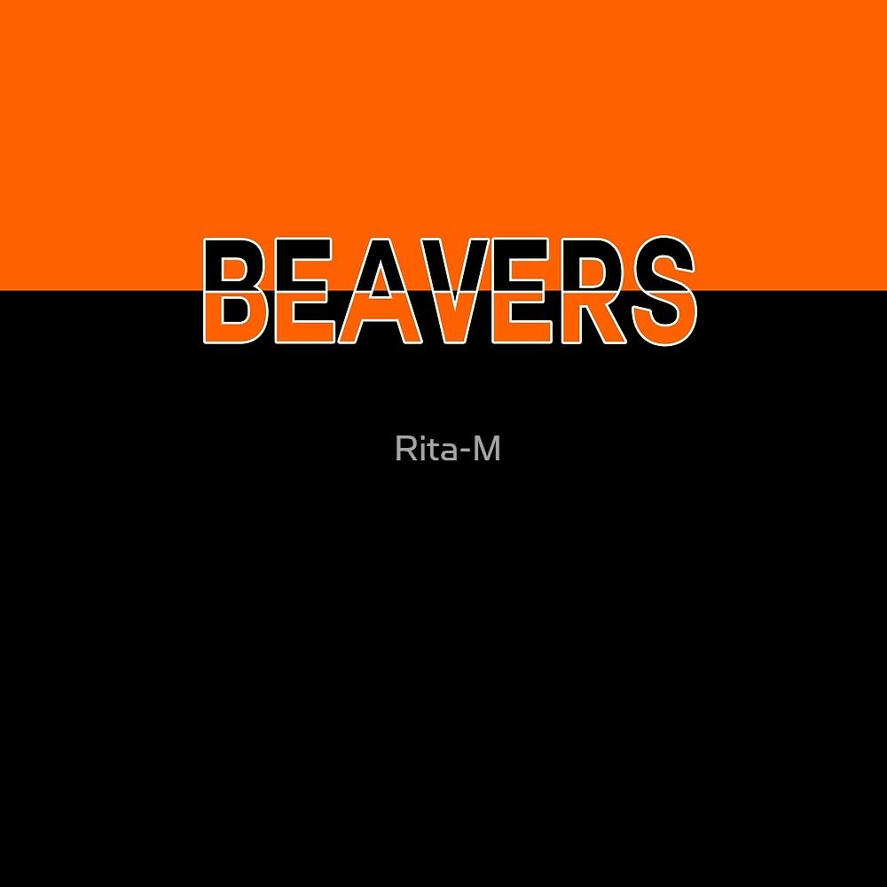 Beavers  by Rita-M