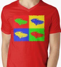 Cars. Men's V-Neck T-Shirt