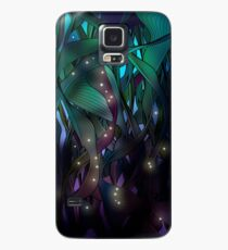 Nocturne (with Fireflies) Case/Skin for Samsung Galaxy
