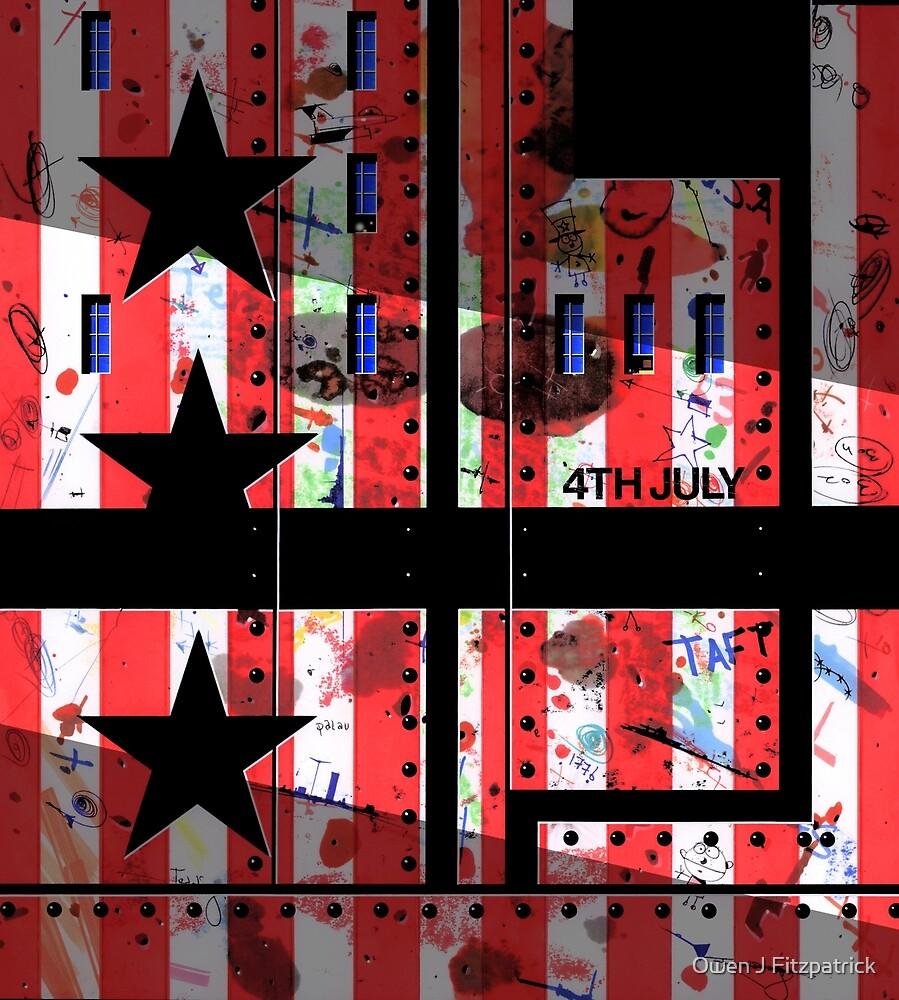 USA by Owen J Fitzpatrick