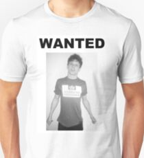 Jack O'Connell WANTED  Unisex T-Shirt