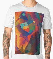 The Rocks by the Lighthouse Men's Premium T-Shirt