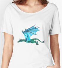 Dragon in flight Women's Relaxed Fit T-Shirt