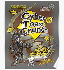 Cyber Toast Crunch Poster