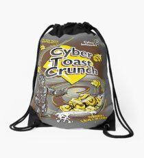 Cyber Toast Crunch Drawstring Bag