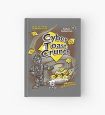 Cyber Toast Crunch Hardcover Journal