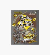 Cyber Toast Crunch Art Board
