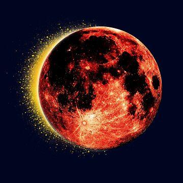 Solar Eclipse  by Hangout22