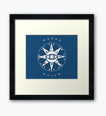 Mages Guild Framed Print
