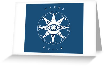 Mages Guild by ResistantDesign