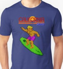 SURFING - CALIFORNIA GAMES  T-Shirt