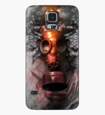 Smoke Rainbow Case/Skin for Samsung Galaxy