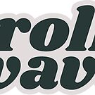 Tulane Roll Wave by Emma Vaughters