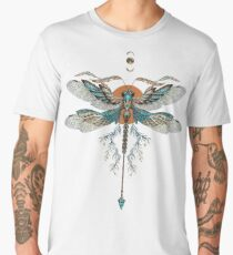 Dragon Fly Tattoo Men's Premium T-Shirt