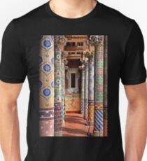 A colorful balcony in Barcelona T-Shirt
